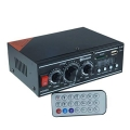 Усилвател за домашна употреба с Блутут, FM Radio, USB, SD - UKC CM-777BT