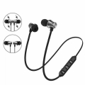 Магнитни Bluetooth слушалки, Sport Wireless Bluetooth Earphones, Тапи