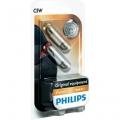 Комплект 2 допълнителни халогенни крушки Philips C5W, 12V, 5W